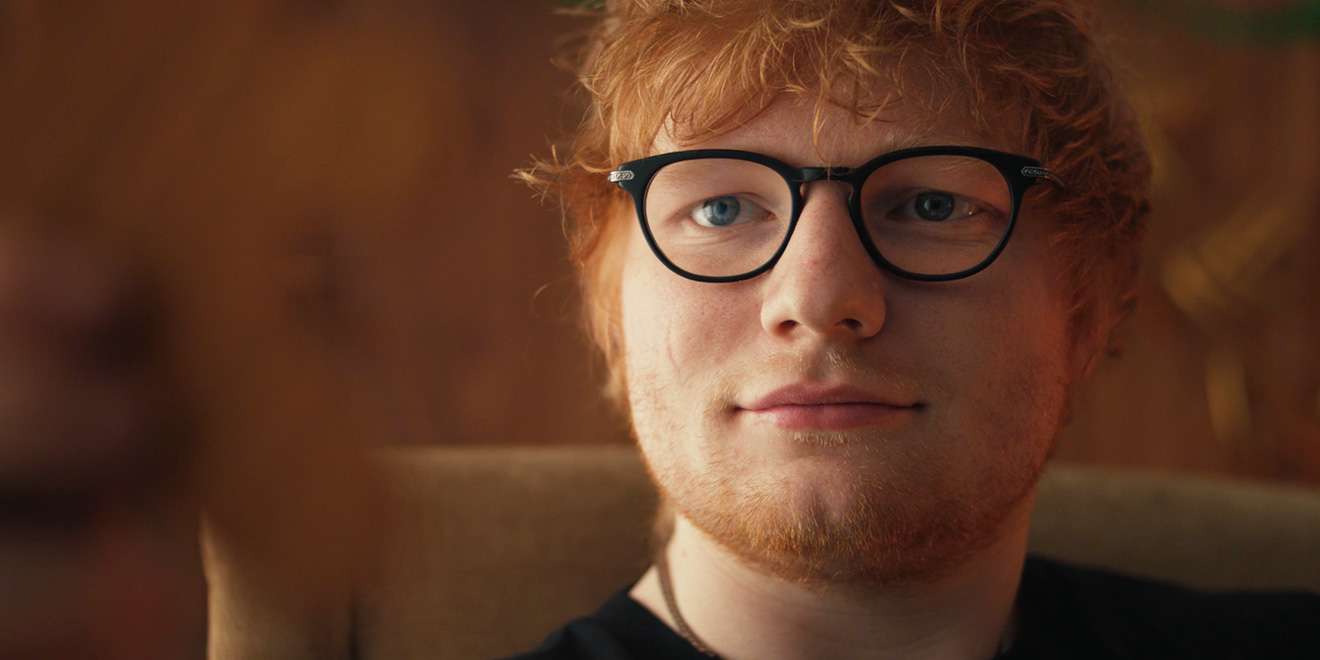 Spotify wraps up 2017 with this darkly comic salute to ed sheeran streaming music services final gift of the year stopboris Image collections
