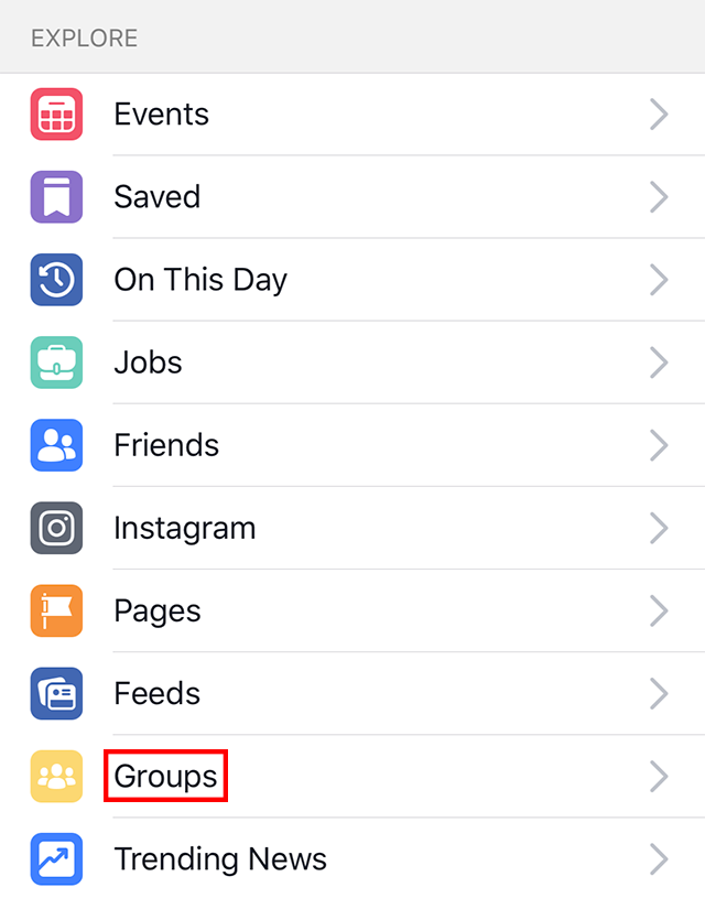 Facebook: Here's How to Find New Groups to Join – Adweek