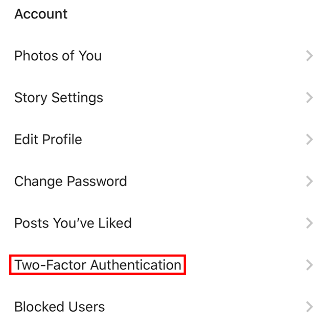Instagram: Here's How to Turn On Two-Factor Authentication