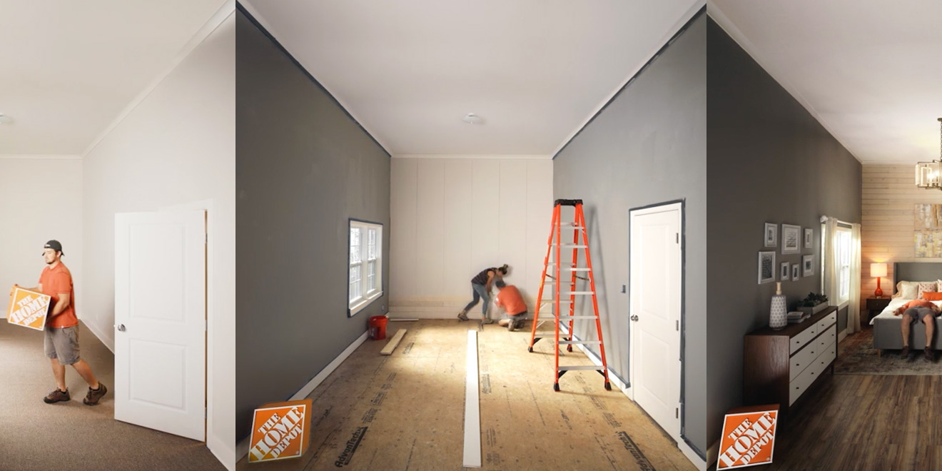 The Home Depot Packs Whole Diy Projects Start To Finish