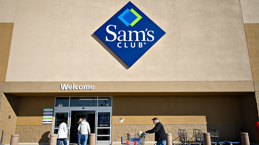 Walmart Is Closing Over 60 Sam's Club Stores in an Effort to