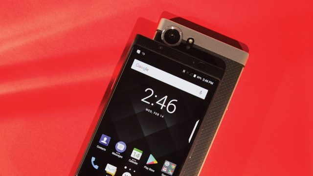 BlackBerry Refuses to Give Up – Adweek