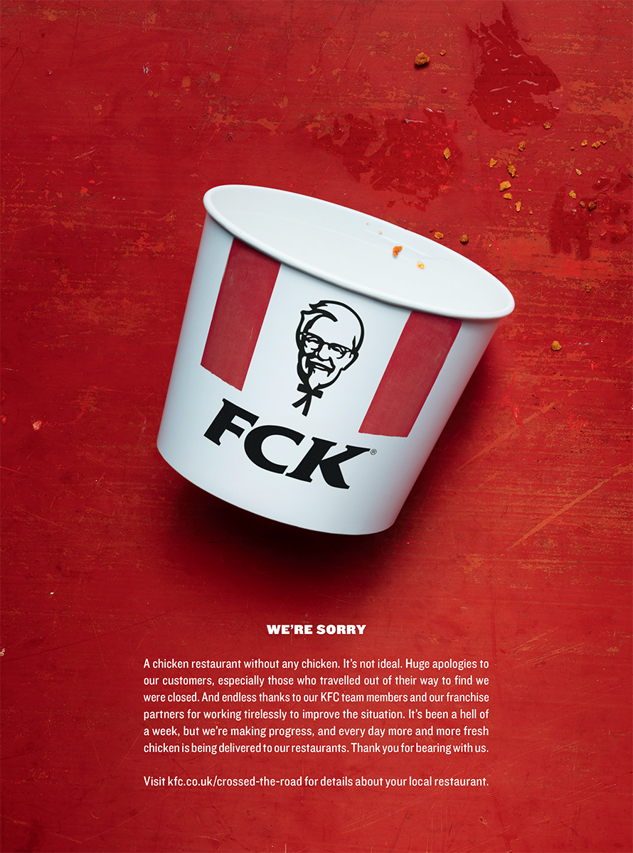 Image result for KFC ad 2018 adweek