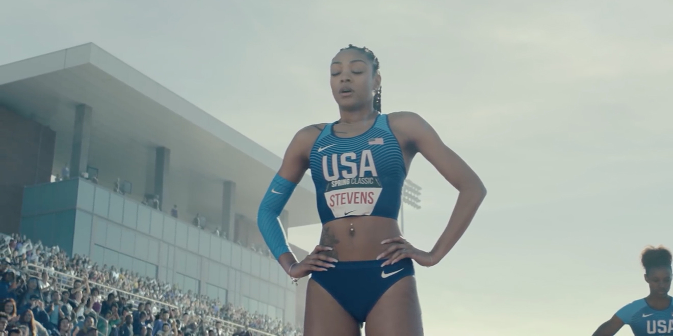 Athletes Gasp For Oxygen In Nike S Dramatic Ode To Air