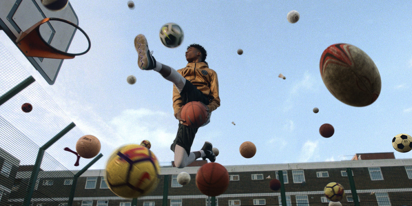 jueves ozono Nueve  How French Directors Megaforce Captured the Spirit of London in Nike's Wild  New Ad