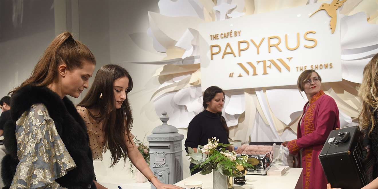 How Papyrus Leveraged Its Ny Fashion Week Partnership To Empower Women On The Runway