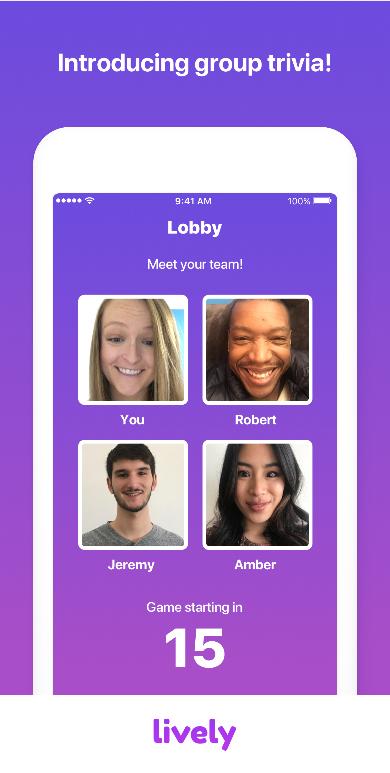 Zoosk Labs Jumps on the HQ Trivia Bandwagon With Lively – Adweek