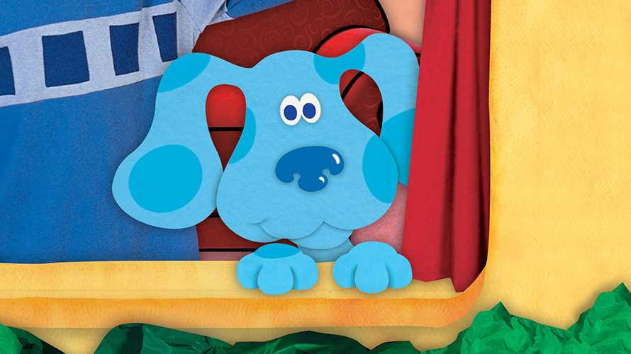 blues clues which ended its original run in 2016 will return with a new host - Blue Clues