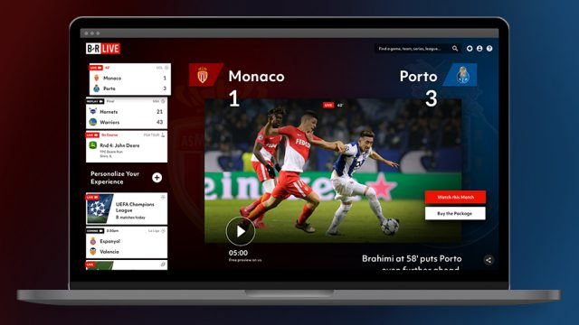 Turner Sports Is Launching Pay-Per-Game Sports Streaming App