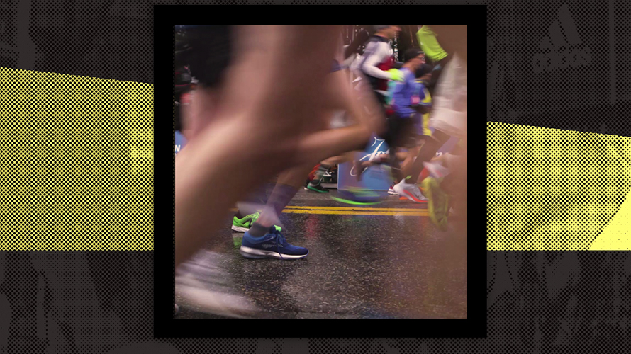 Adidas Created Personalized Videos For 30 000 Boston Marathon Runners In 24 Hours