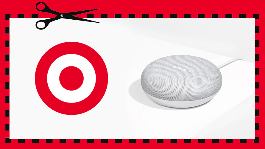 Google and Target Issue the First Voice-Activated Coupon for