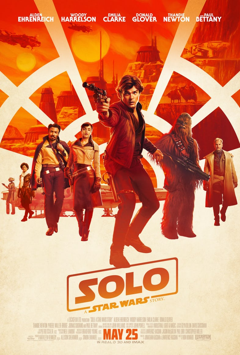 With Solo Disney Is Changing Up The Star Wars Marketing Machine