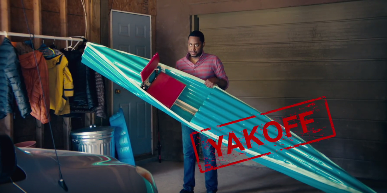 As Low-Cost Kayaks Flood the Market, One Brand Reminds You Not to