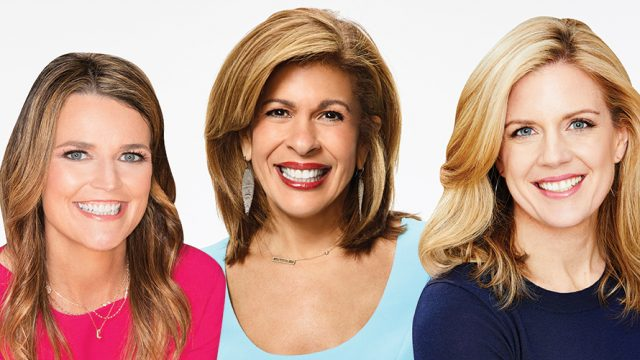 Photo of Savannah Guthrie, Hoda Kotb, Libby Leist