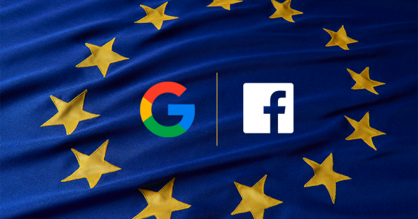 A Nonprofit Group Has Already Lodged GDPR Complaints About Google and Facebook