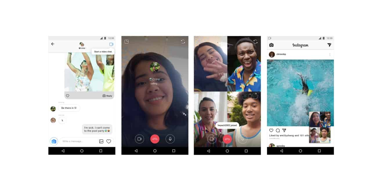 Video Chat Comes to Instagram Direct – Adweek