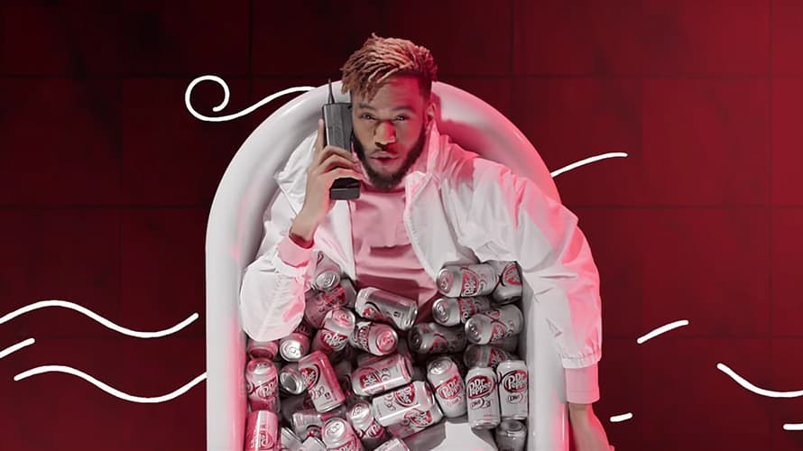In a Very Catchy Rap Music Video, Diet Dr Pepper Is Telling