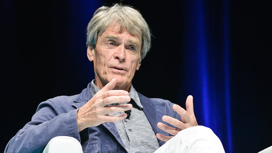 Sir John Hegarty Explains Why Cannes Lions Will Always Be ...