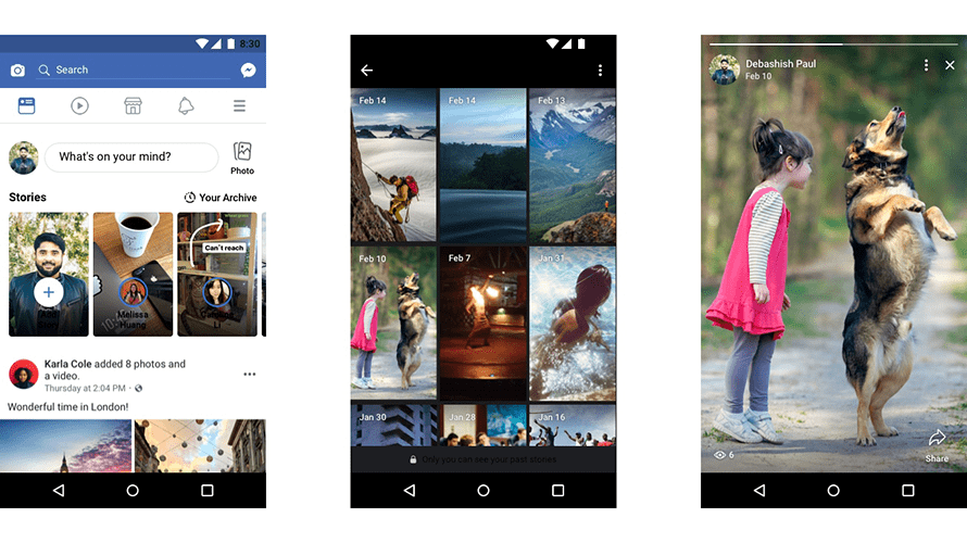 Facebook: Here's How to Save a Post From Your Stories