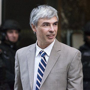 Photo of 2. Larry Page