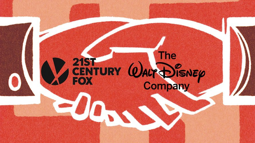 Disney And Fox Shareholders Vote To Approve 71 3 Billion Merger
