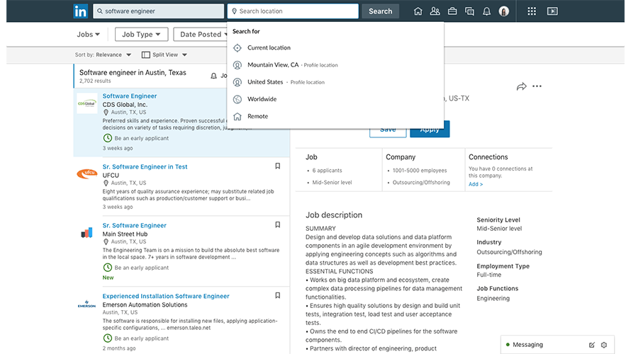 Linkedin Launched New Features For Job Seekers Recruiters