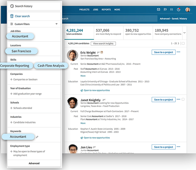 LinkedIn Launched New Features for Job Seekers, Recruiters