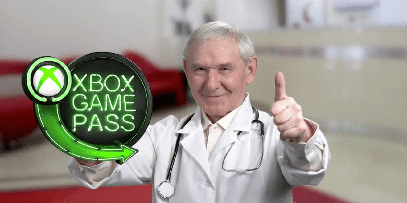 This Wonderfully Bonkers Xbox Game Pass Ad Is Memetastic Adweek