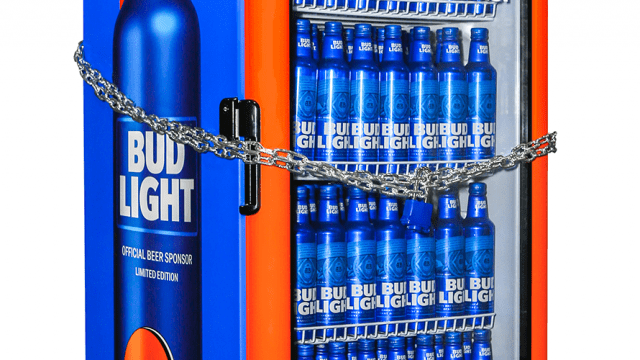 These Bud Light Fridges Will Unlock Once the Cleveland Browns Finally Win a Game