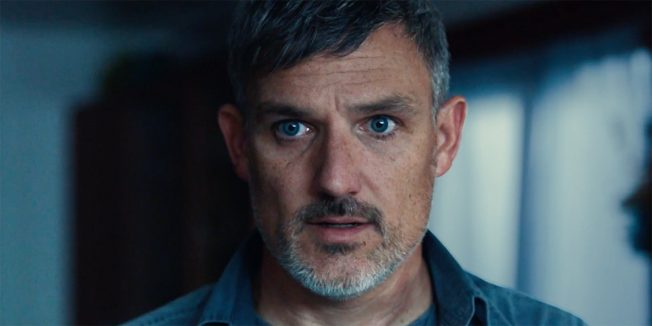 A father answers questions about guns in his home in this End Family Fire ad.