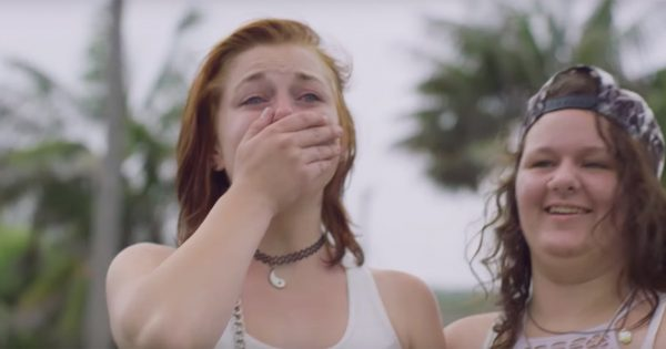 Watch the Transformative Joy of Foster Youth Seeing the Beach for the First Time