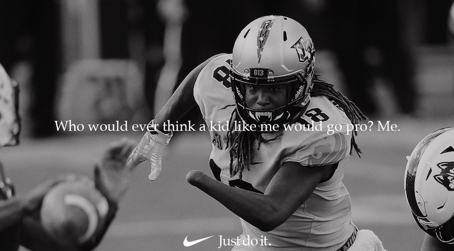 Colin Kaepernick Gets The Call Fronts Nike S 30th Anniversary Of Just Do It