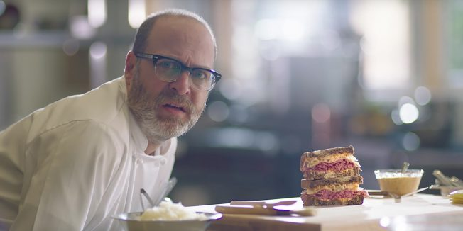 H. Jon Benjamin is the new face of Arby's.