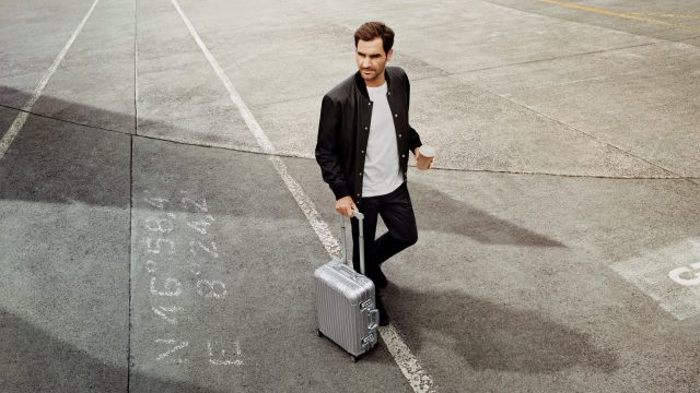 Roger Federer Leads a Cosmopolitan Cast of World Travelers in New Rimowa Campaign