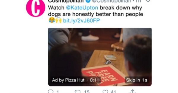 Twitter Allows Publishers to Monetize Their Organic Videos Worldwide via In-Stream Video Ads