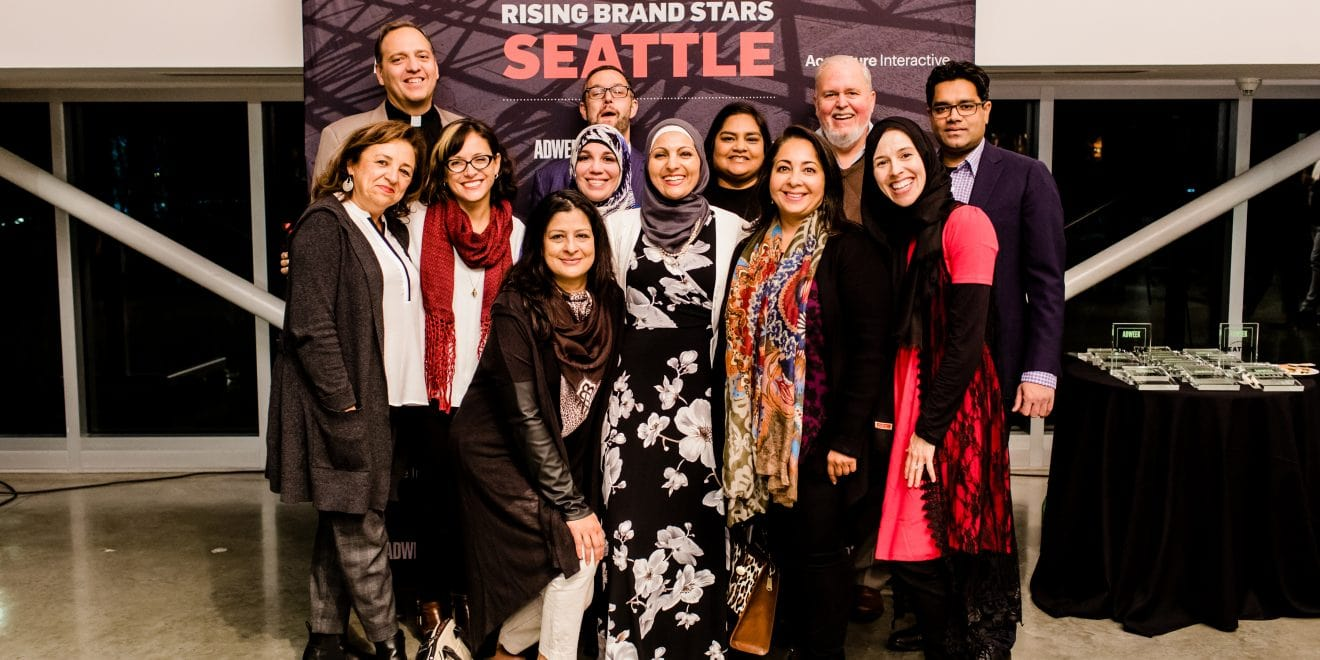 Here's a Look at Adweek's First Seattle Event, Honoring the City's Rising Brand Stars