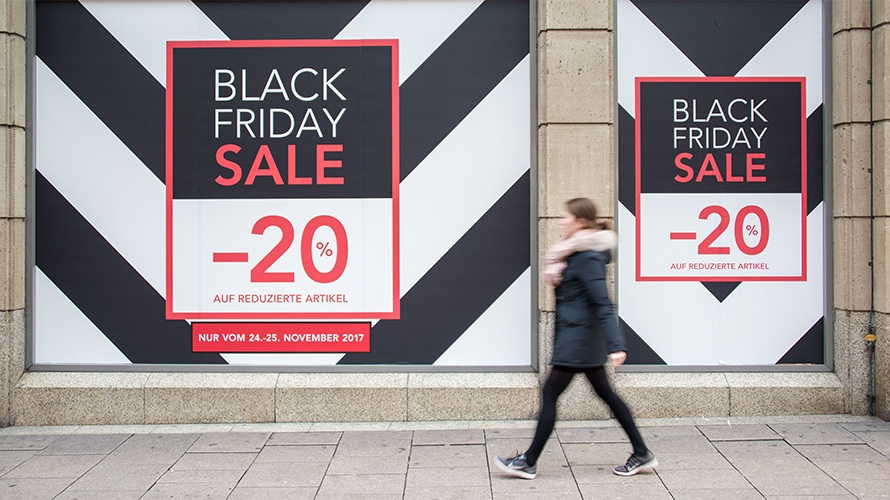 Europeans Don T Celebrate Thanksgiving But They Love Black Friday Sales