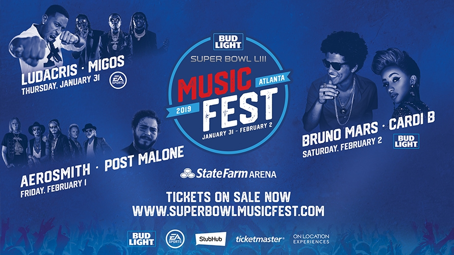 Bud Light Brings Its Love of Music and Sports Together With