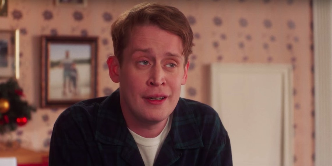 Home Alone Commercial 2020.Macaulay Culkin Is Home Alone Again At Age 38 In Google S