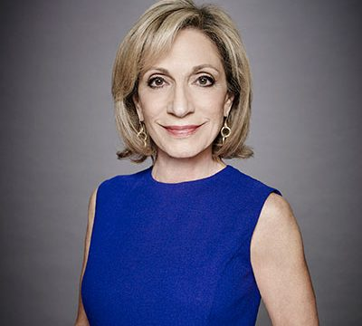 Photo of Andrea Mitchell