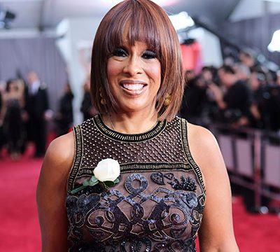 Photo of Gayle King