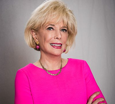 Photo of Lesley Stahl