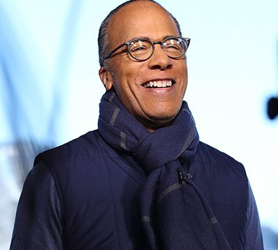 Photo of Lester Holt
