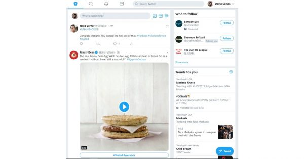 Twitter.com Is Getting a Facelift