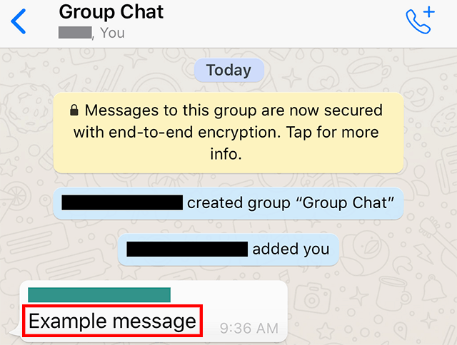 WhatsApp: Here's How to Privately Reply to a Group Message