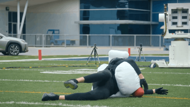 Lexus Isn't in This Year's Super Bowl, but the Brand Released a Football Ad Anyway