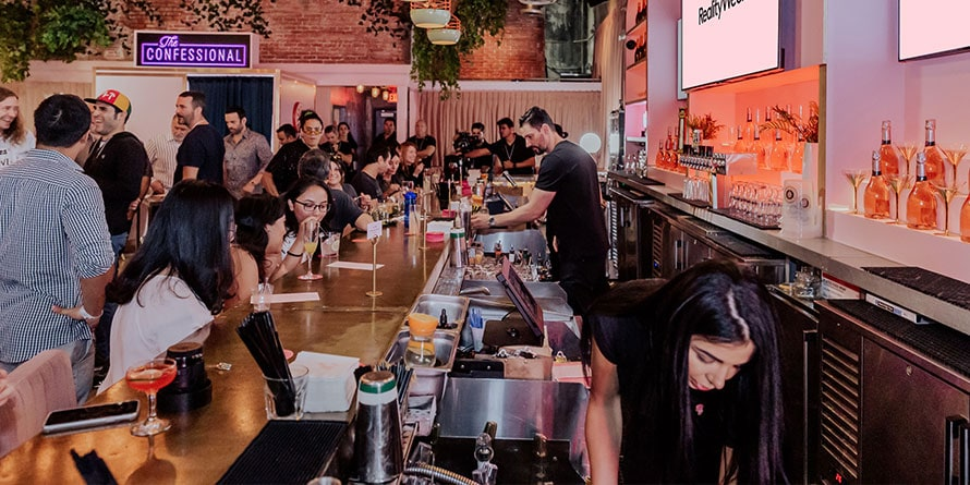 Not Into Sports Bars? You Might Prefer This 'Reality Bar