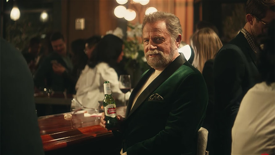 Yes, You Did See Dos Equis' Most Interesting Man in the World in Stella Artois' Super Bowl Ad