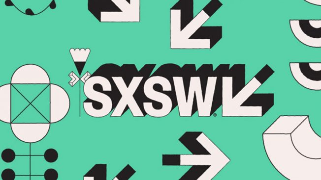 green sign that says SXSWL