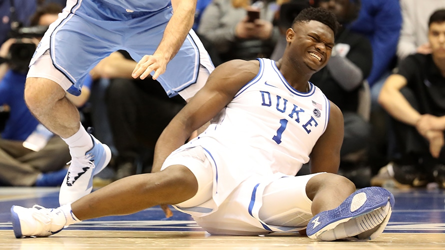 Nike Stock Takes a Hit After Duke Star